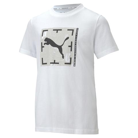 PUMA 基本系列Active Sports短袖T恤(B)