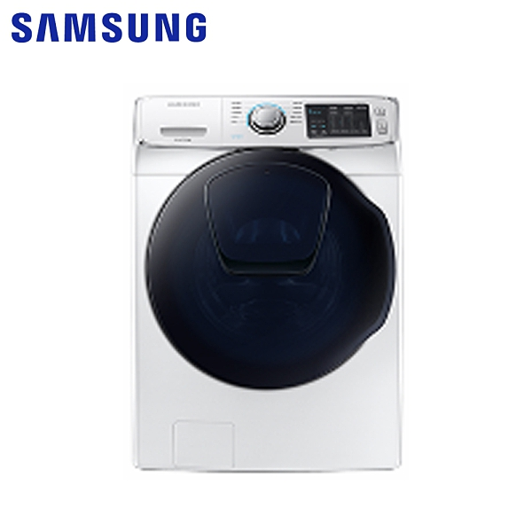 【SAMSUNG三星】17KG變頻滾筒洗脫洗衣機WF17N7510KW