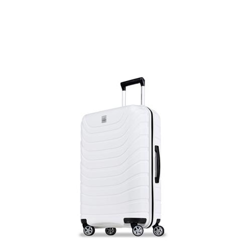*probeetle馬卡龍PP行李箱20吋-白色(B0011)