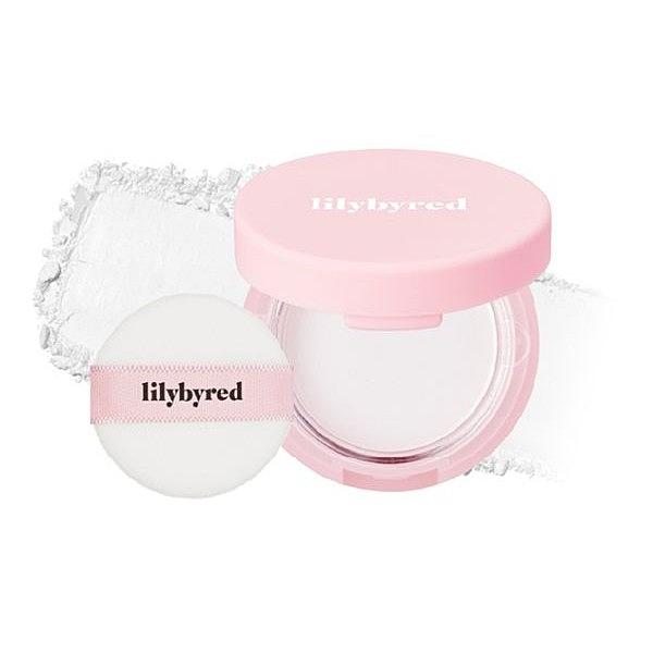 韓國 Lilybyred 超控油礦物質蜜粉餅(5.5g)【小三美日】