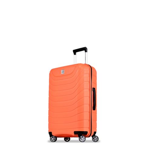 *probeetle馬卡龍PP行李箱20吋-蜜桃橘(B0011)