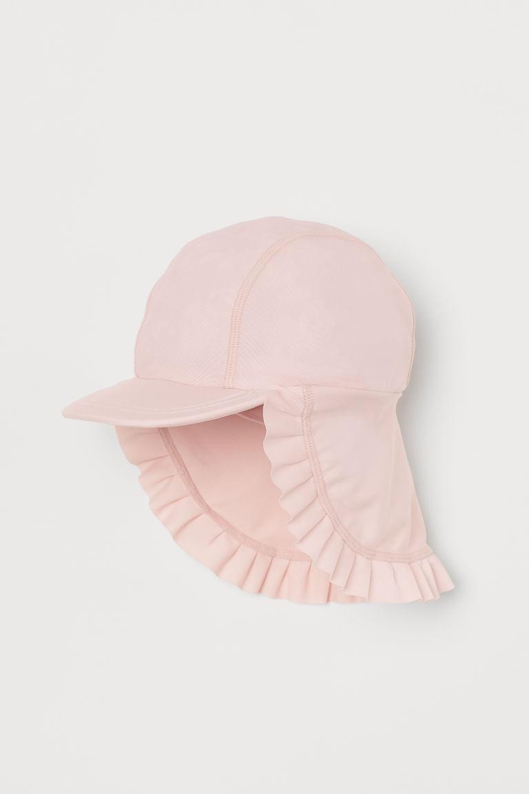 H & M - UPF 50 遮陽泳帽 - 粉紅色