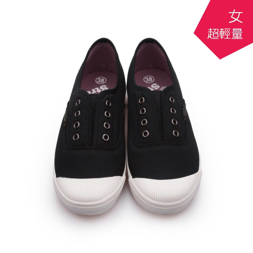 【A.MOUR 經典手工鞋】輕履系列 - 黑金(6732)