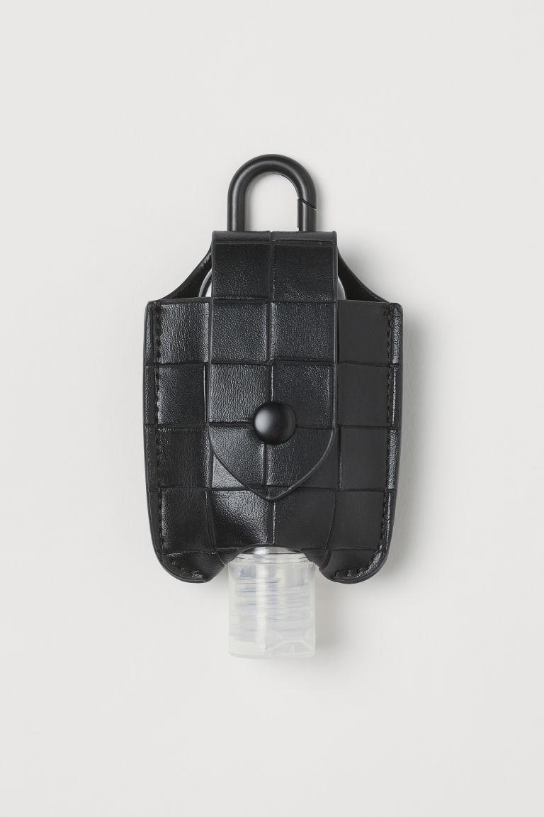 H & M - 空瓶鑰匙圈 - 黑色