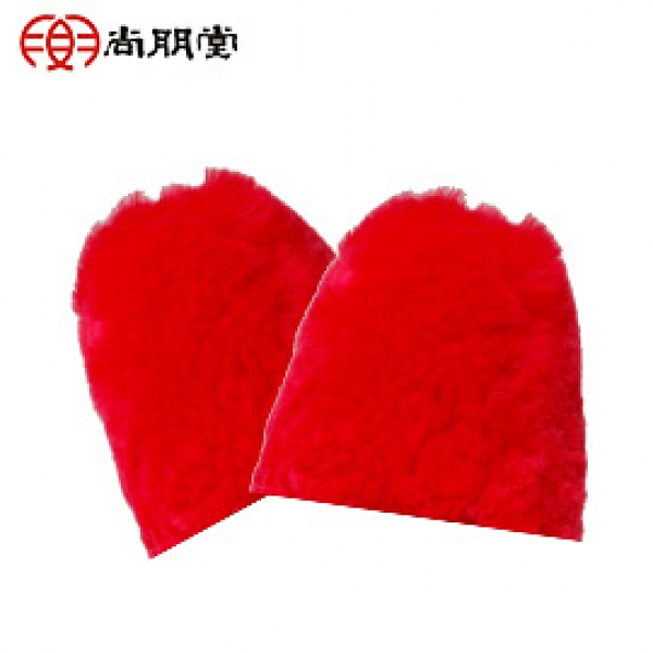 尚朋堂 電動擦鞋機UC-989P專用羊毛刷頭UC-1R