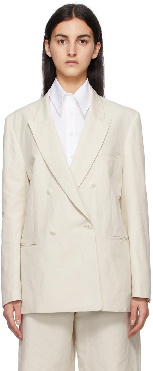 LVIR 灰白色 Overfit 西装外套