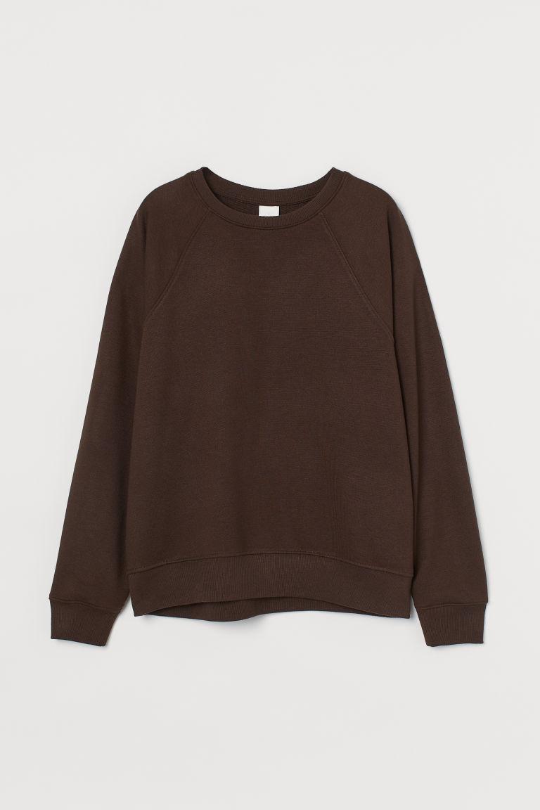H & M - 運動衫 - 褐色
