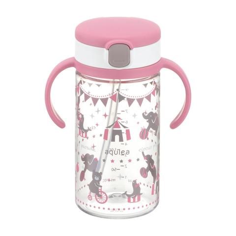 RICHELL 粉紅派對水杯320ml