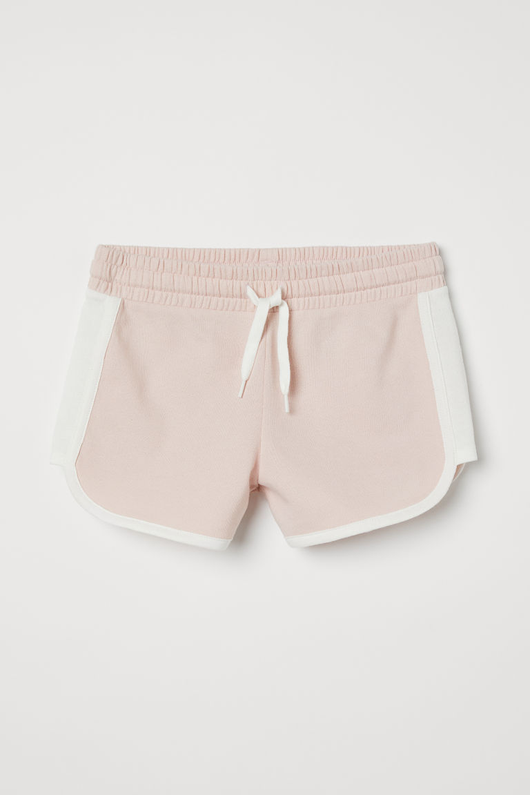 H & M - 運動短褲 - 粉紅色