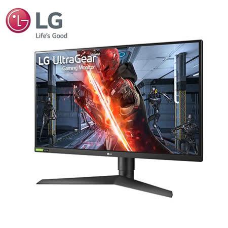 【福利99%】LG 樂金 27型 27GN750-B 專業玩家電競顯示器