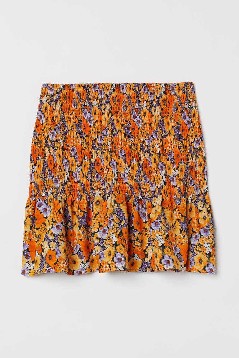 H & M - 裙子 - 黃色