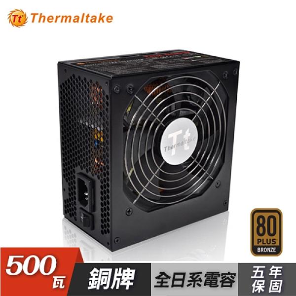 【Thermaltake 曜越】 TR2 500W 80+銅牌 電源供應器