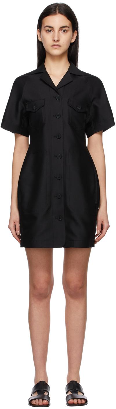 LVIR 黑色 Signature 连衣裙