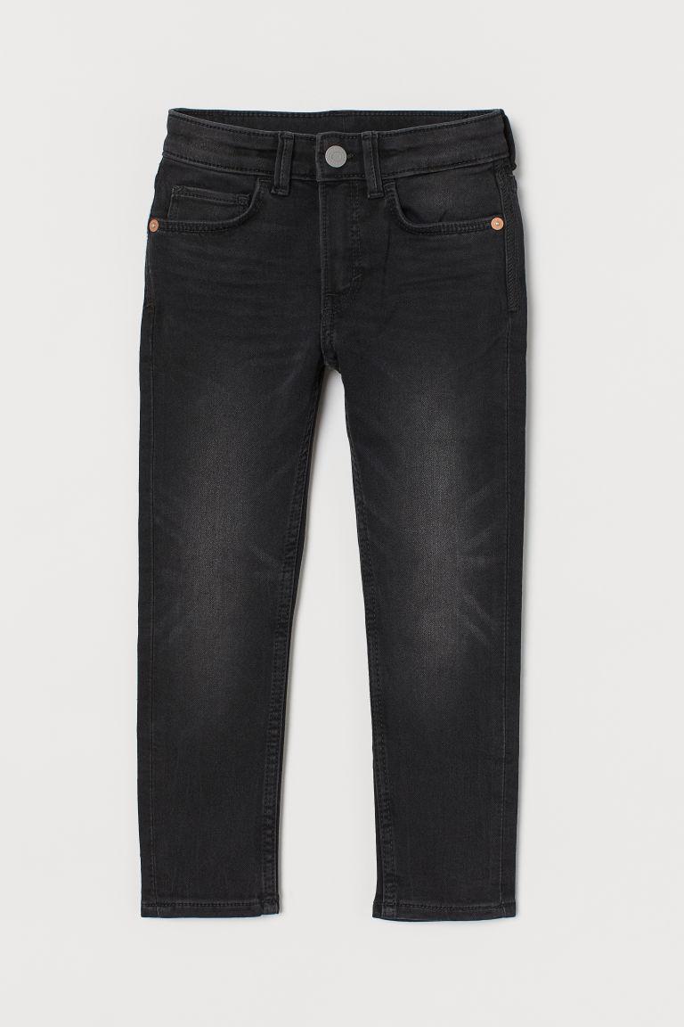 H & M - Skinny Fit Jeans - 黑色