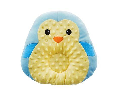 nac nac 魔豆造型枕-企鵝(粉嫩黃)