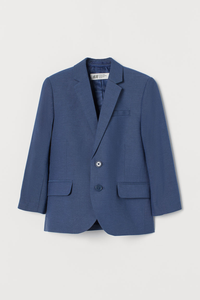 H & M - 外套 - 藍色