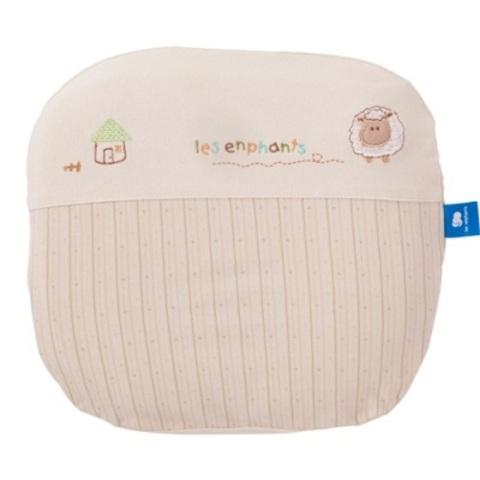 Les enphants 麗嬰房有機棉透氣護頭枕