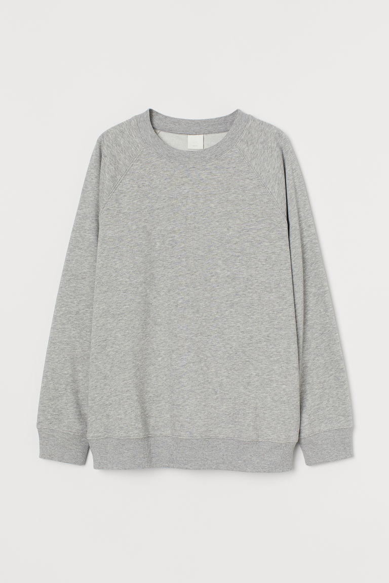 H & M - 運動衫 - 灰色