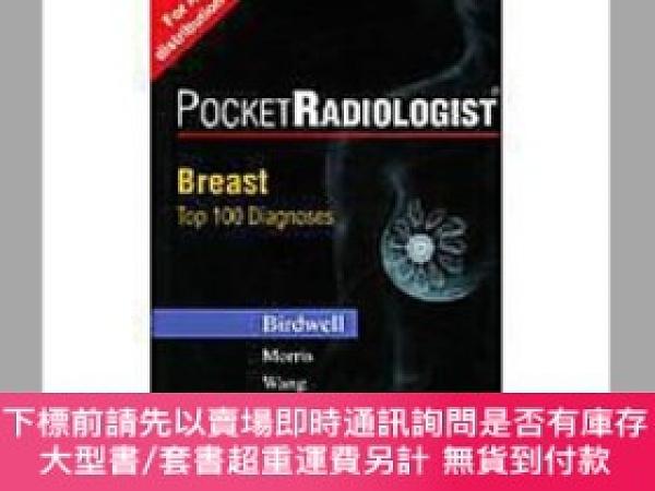 簡體書-十日到貨 R3YY【袖珍放射專家——乳房的100個主要診斷(英文版)】 9787506265249 世界