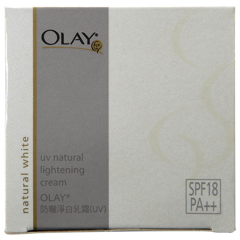 Olay 防曬淨白乳霜(UV) SPF18-100g