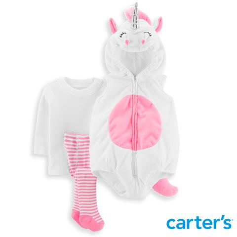 Carter's 台灣總代理 - 迷你獨角獸趣味套裝