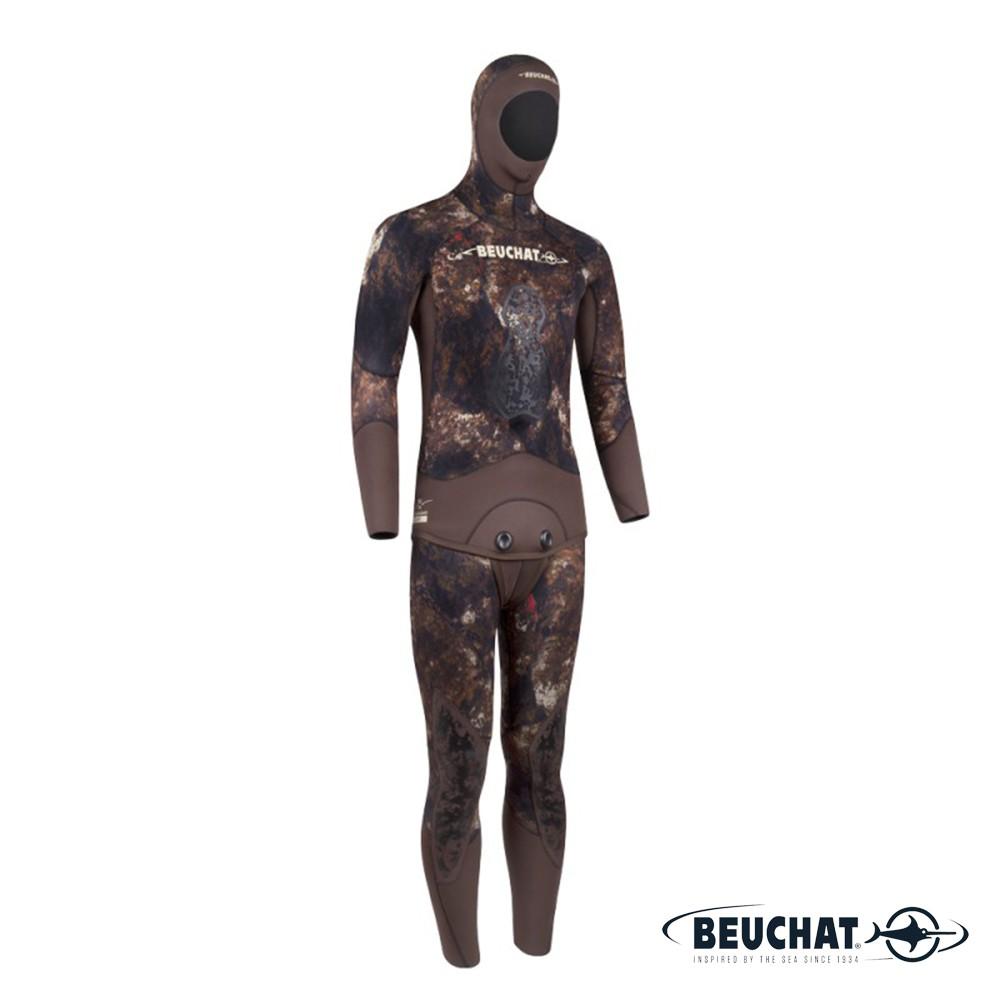 BEUCHAT ROCKSEA - Trigocamo Wide 3mm 兩截式防寒衣