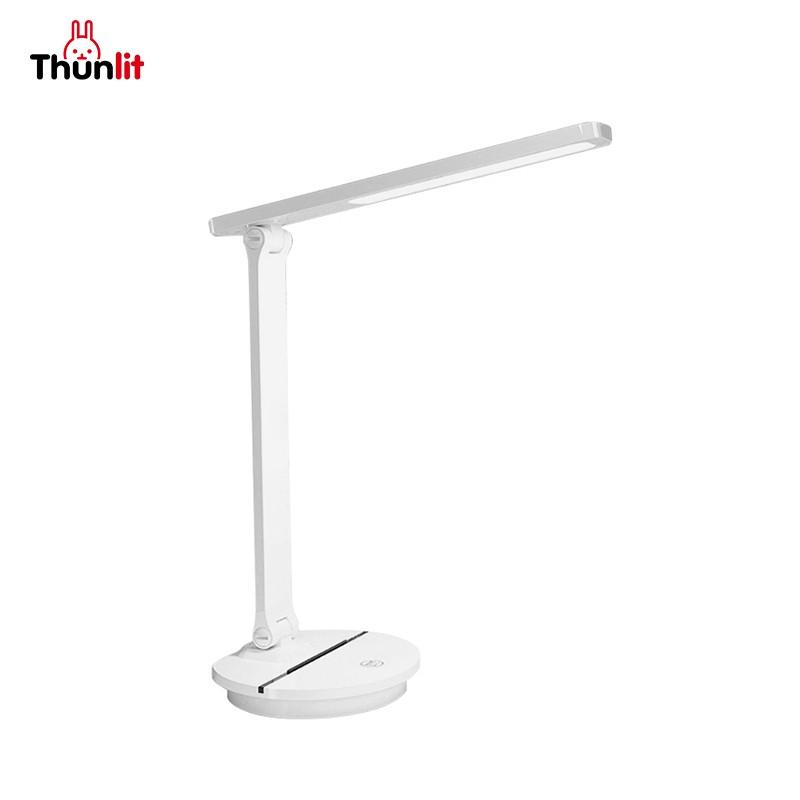 Thunlit可調式書桌檯燈 14W護眼更少藍光