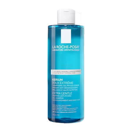 La Roche-Posay理膚寶水 敏感性頭皮溫和洗髮露 400ml