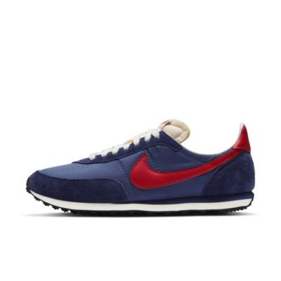 Nike Waffle Trainer 2 SP 男休閒鞋-藍紅-DB3004400
