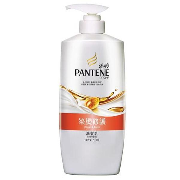 潘婷染燙修護洗髮乳700ml【愛買】