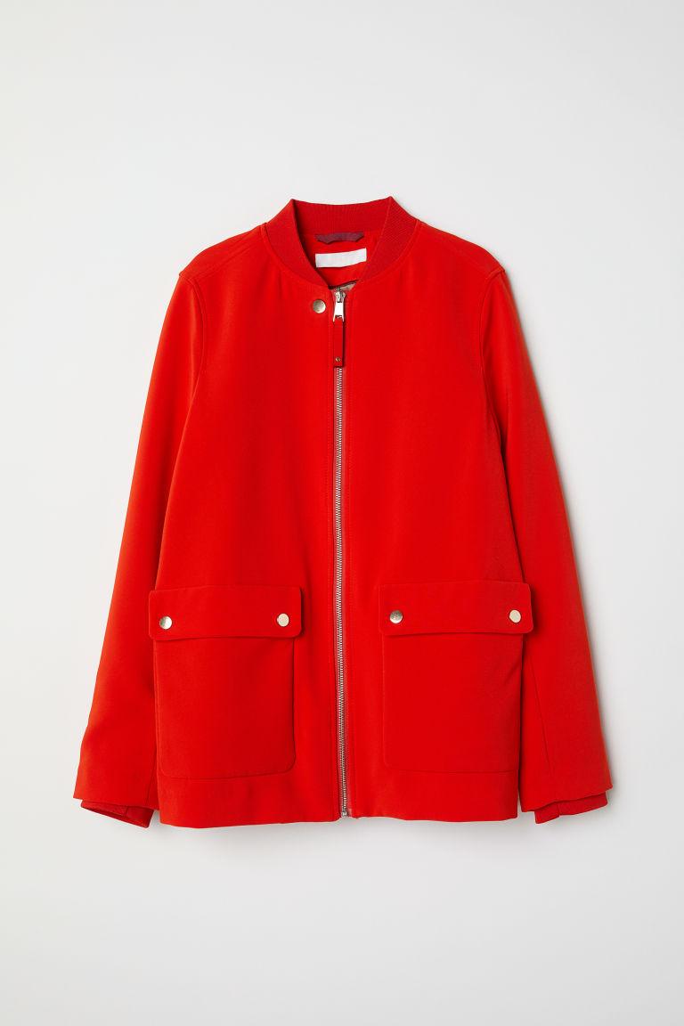 H & M - 外套 - 橙色