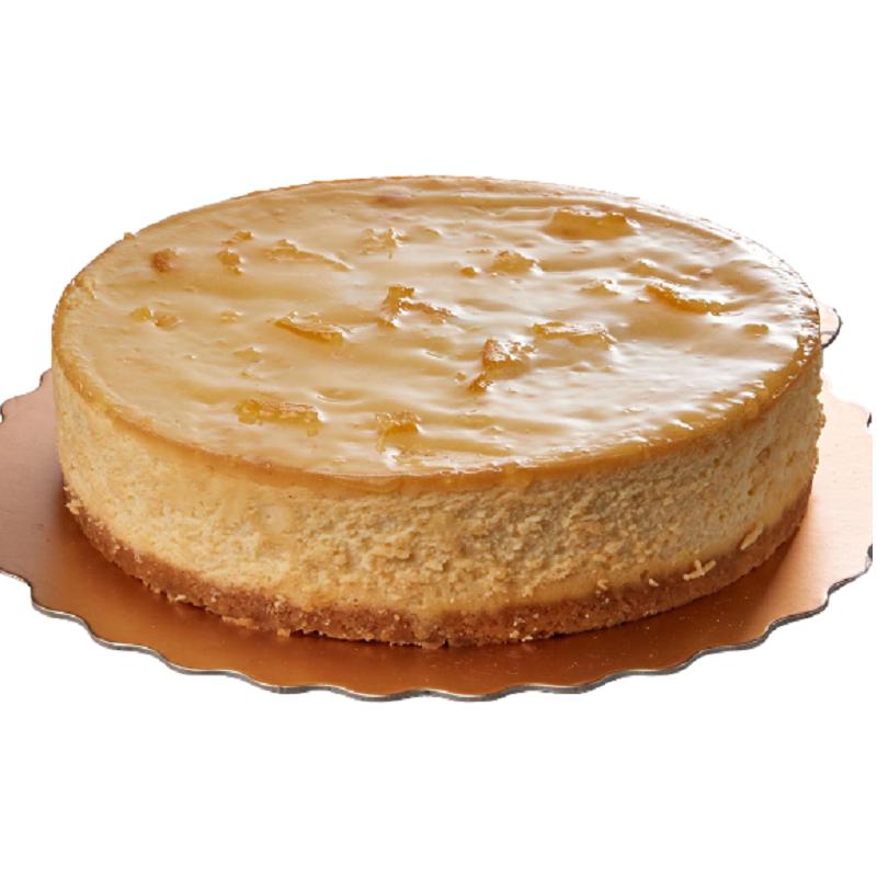 【母親節蛋糕】蜂蜜柚子茶重乳酪蛋糕 8吋