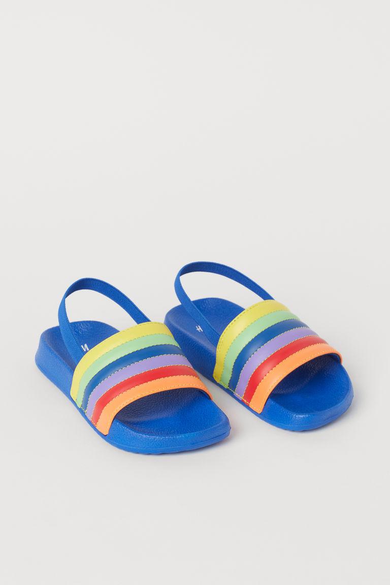 H & M - 戲水鞋 - 藍色