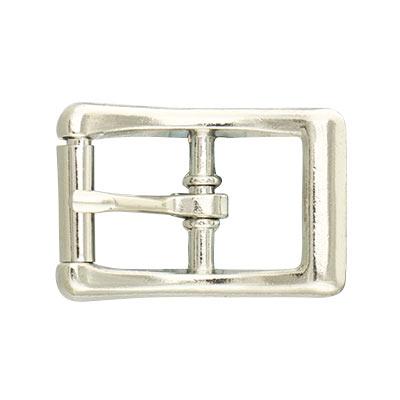 IVAN 20mm鎳色日形滾輪帶扣1559-00