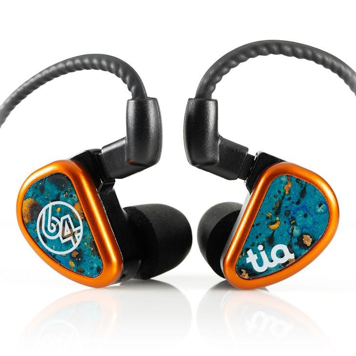 【海外代購】美國代購 64 Audio Tia Fourte 1964 旗艦耳機 圈鐵混動 HiFi 入耳式 耳機 監聽
