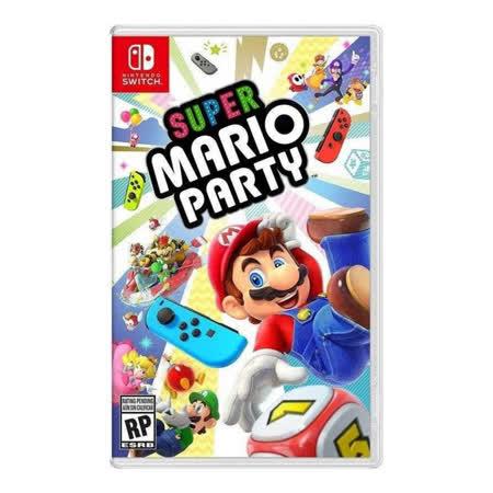 Nintendo Switch 超級瑪利歐派對