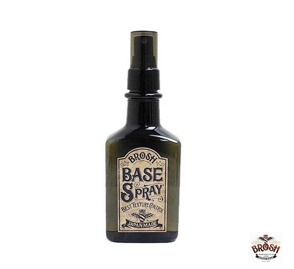 BROSH Base Spray打底神器定型順髮液(200ml)