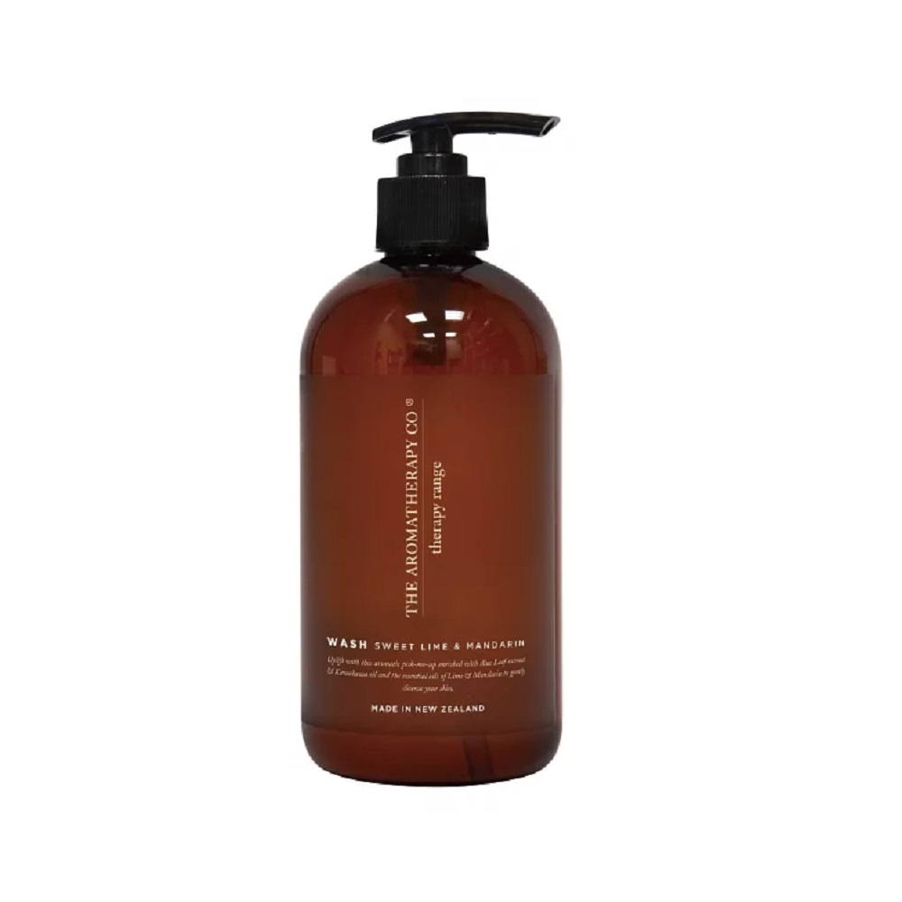 The Aromatherapy Co. 治癒系列-甜酸橙和橘子-洗手液沐浴露 500mL