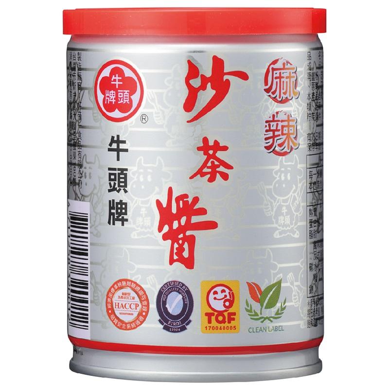 牛頭牌麻辣沙茶醬 250g
