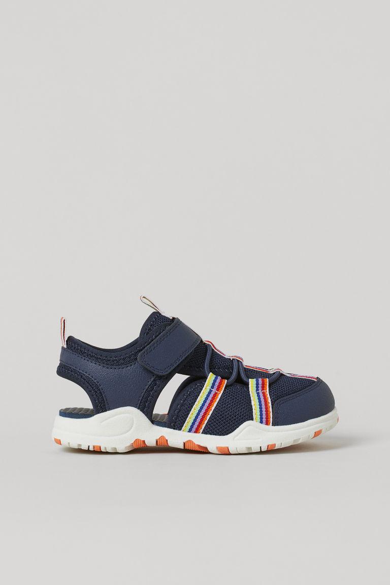 H & M - 涼鞋 - 藍色
