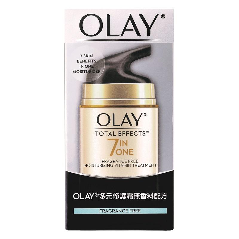 OLAY多元修護霜無香料配方50g