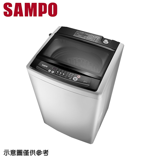 【SAMPO聲寶】11公斤單槽洗衣機ES-H11F(G3)