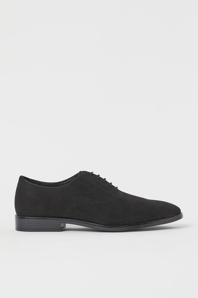 H & M - 牛津鞋 - 黑色