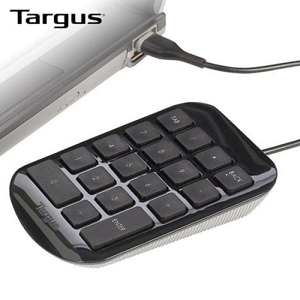 【Targus】 黑潮數字鍵盤 AKP10AP