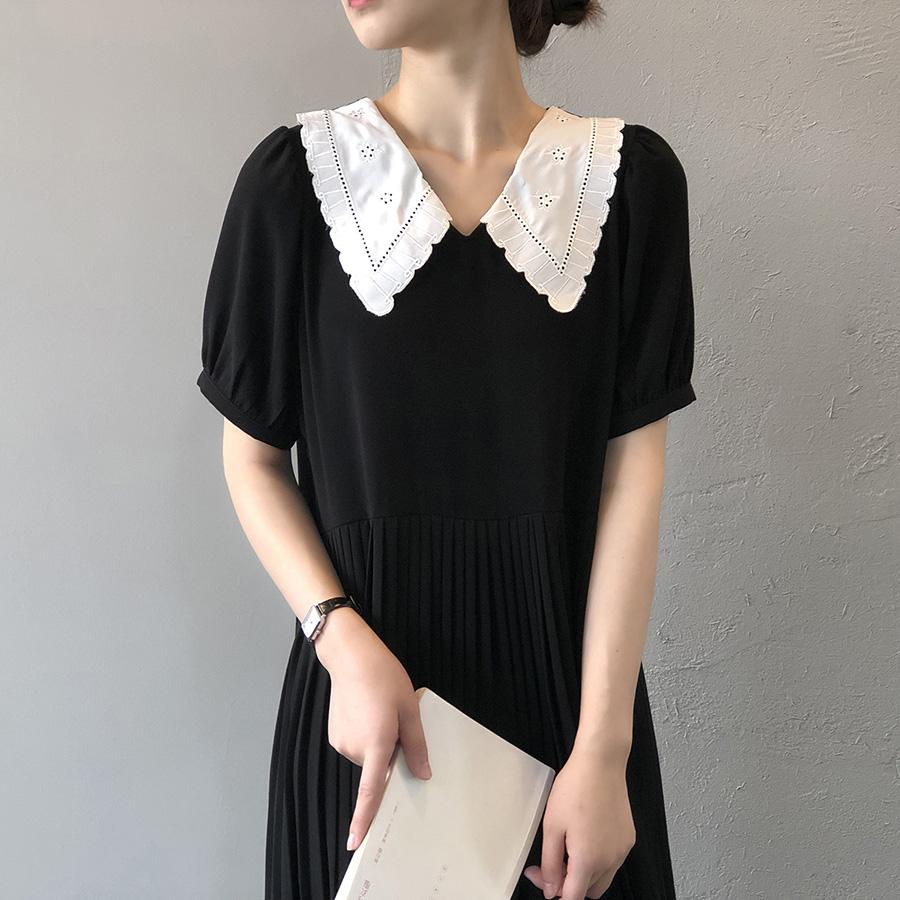 【missy shop】清秀佳人洋裝-H6081