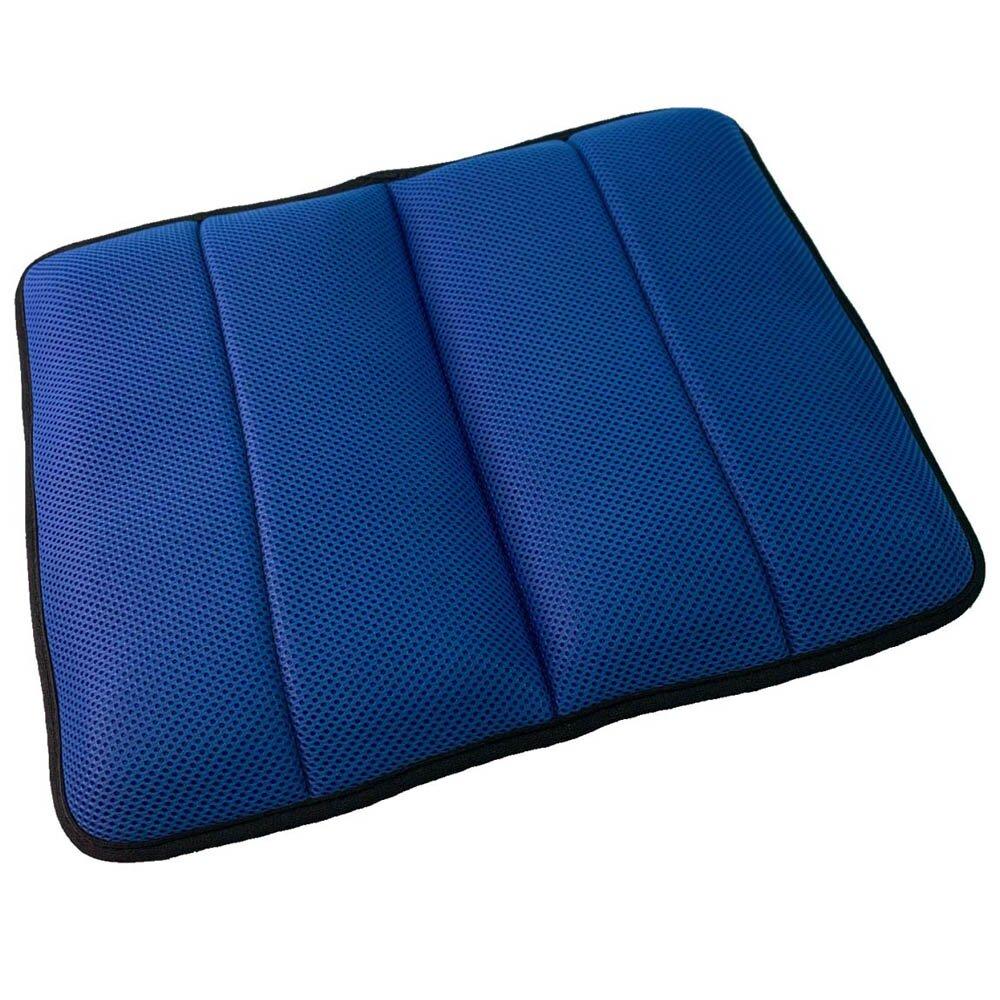 【氣墊達人】攜帶式萬用透氣獨立墊結構氣墊座墊OAS-2009