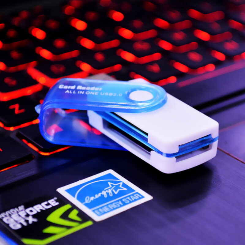 dd260旋轉式多合一讀卡機 sd/sdhc/m2/t-flash/micro sd卡