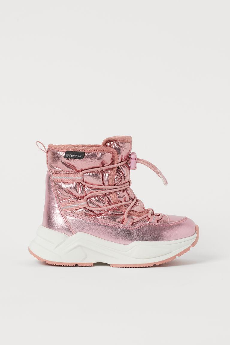 H & M - 防水靴 - 粉紅色