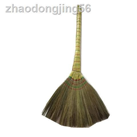 ♗芒草掃把加厚掃衛生間可愛掃地板天然掃把手工掃把軟毛蘆花掃帚