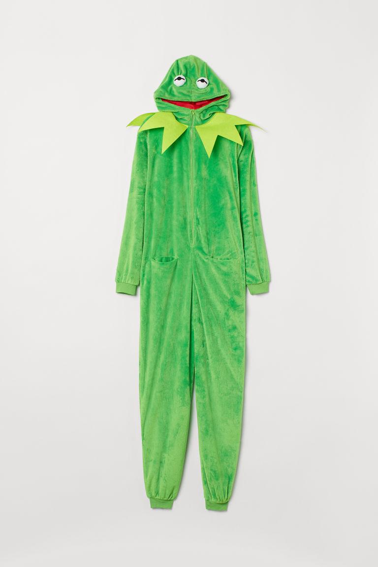 H & M - 化裝舞會道具服 - 綠色